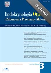 Endokrynologia, Otyłość i Zaburzenia Przemiany Materii