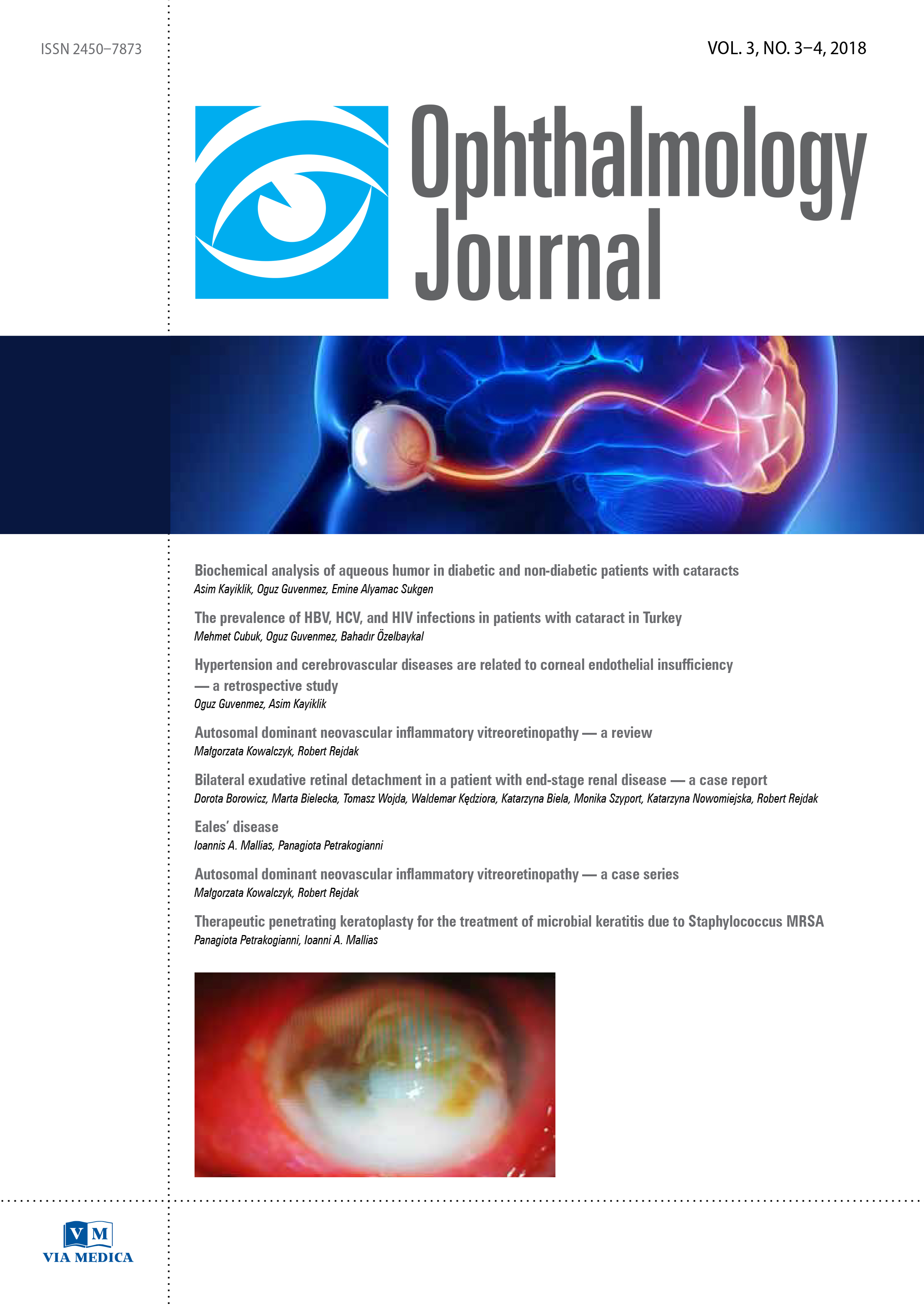 Ophthalmology Journal