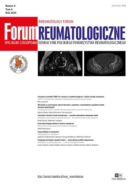 Forum Reumatologiczne