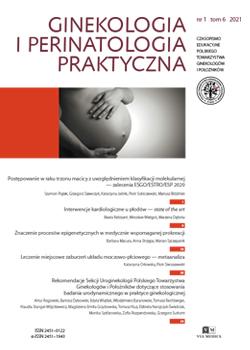 Ginekologia i Perinatologia Praktyczna